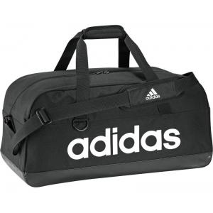Сумка Спортивная Adidas TIRO LINEAR TEAMBAG  ЧЕРНАЯ (М)