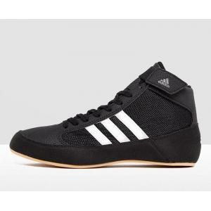 Обувь для борьбы adidas HVC 2 kids черно-белые