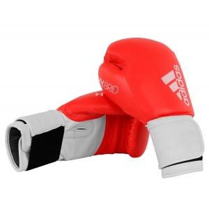 Перчатки боксерские  HYBRID 100 от Adidas красные