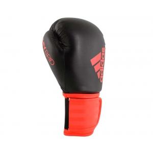 Перчатки боксерские  HYBRID 100 от Adidas черно-оранжевые