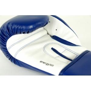 Перчатки боксерские ENERGY 100 Adidas синие